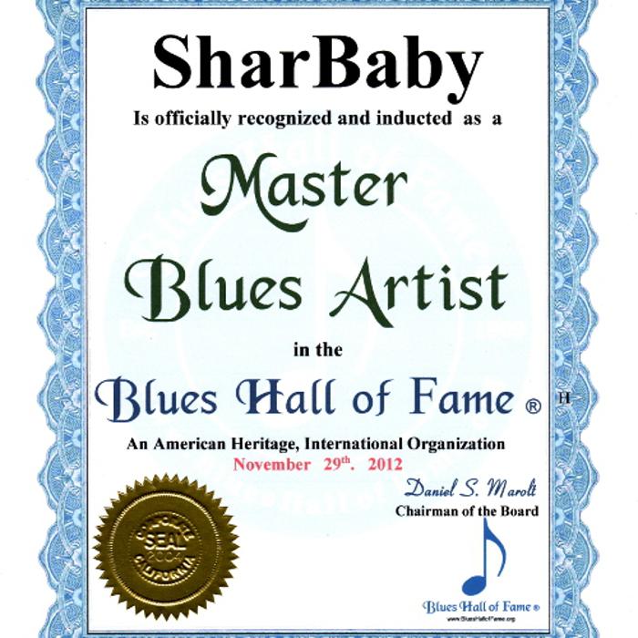 Shar Baby Master Blues Artist
